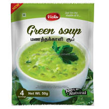 Organic grade Green Soup for OEM manufacturing