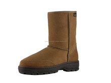 Supertread Low Sheepskin Boot