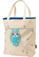 100% natural cotton bag tote bag CHEAP price LOW MOQ made in Vietnam