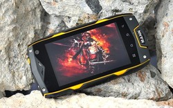 waterproof phone 3G Quad core dual sim dual camera waterproof cellphone IP68 mobile phone
