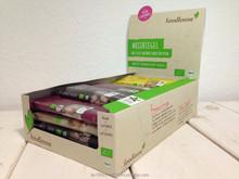 Foodloose, Bio / Organic Nut Bars, Variety Pack, 25 x 35 g