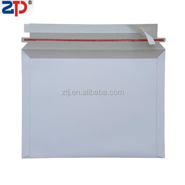 Cardboard CD sleeves packing mailing envelope