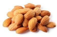 EU Dried sweet almond