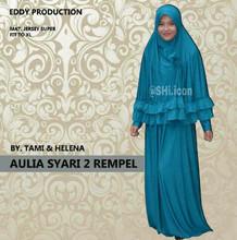 Abaya Syar'i Aulia + Hijab