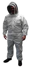 macacão de algodão apicultura terno protetor para a apicultura roupa