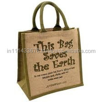 BESPOKE JUTE SHOPPING BAG INDIA