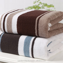 Hot sell organic cotton towel / terry towel