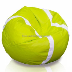 Tennis Ball beanbag ball chair big bean bag sport