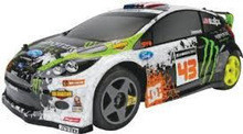 Brand New HPI Racing 109313 Ken Block WR8 Flux with Ford Fiesta HFHV
