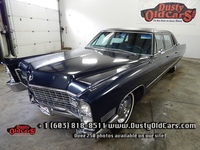 1967 Cadillac Fleetwood 75 Limousine Runs Drives Great VGood Body Excellent Interior - See more at: www.dustyoldcars.com