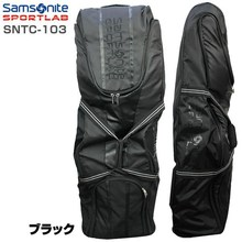 Samsonite golf wheelie travel cover SNTC-103 golf equipment case golf bag cover