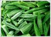Grade A Fresh Okra Frozen/ ladys finger /frozen okra cut for sale