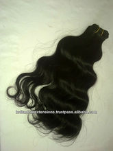 good prices for unprocessed body wave virgin human weave wholesale brazilian hair