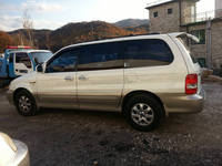 Kia Carnival Used 9 persons van