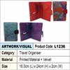 travel organizer (printed material)