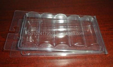 Clam shell Box, Sliding Blister Package, Flocking Packing, Clear plastic box