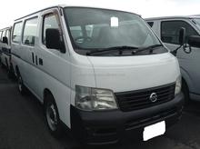USED CARS WHOLESALE IN JAPAN FOR NISSAN CARAVAN 5D LONG DX VWE25