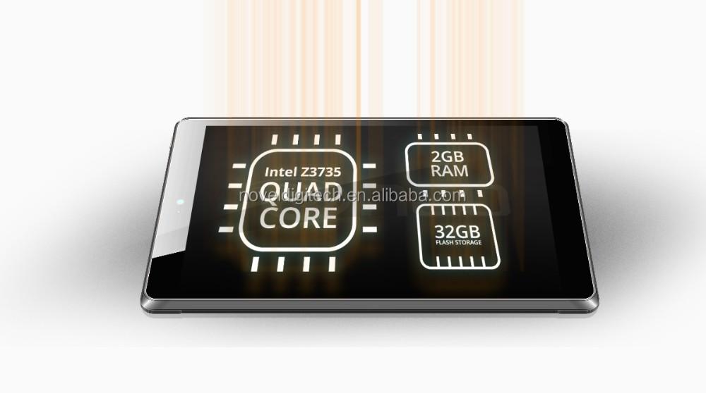 8.9 дюймов 1280*800 IPS Intel Z3735F Quad Core 3 Г Двойной загрузки Windows 10 и Android 5.1 2 1 Ноутбук таблетки