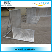 Strong loading carrying radiant barrier automatic barrier gate system