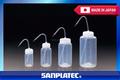 Fluoropolímero PFA botella de lavado, electrónico equipos de laboratorio