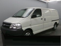 Used Toyota HIACE Delivery Van - Left Hand Drive - Stock no: 11969