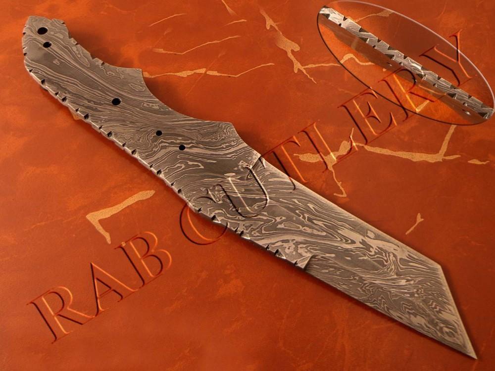 Knife Blade Blanks For Sale uk Hunting Knife Blank Blade