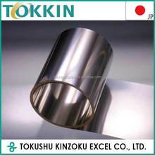 SUS foil production sale enterprises , High precision thickness & Small quantity.