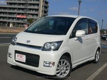 Reasonable japanese cheap cars daihatsu MOVE 2007 used car with Good Condition
