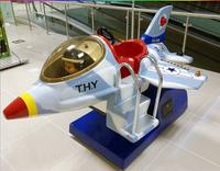 Combat Plane f-16 Kiddie Ride Amusement Park Soft Play Equipments