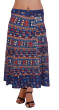 Cotton Wrap Skirt- Latest Selection Of Women's Wear- Long Wrap Skirt Dress