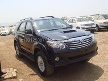 Durable used toyota fortuner japan for irrefrangible accept orders from one car