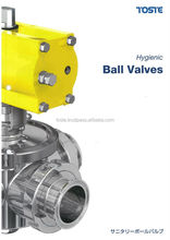 We want to sell ball valve USA , ASEAN , UK because it is long - lasting valve