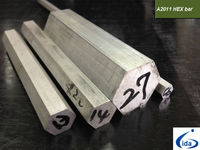 Japanese High-precision and Reliable aluminium HEX bar for industrial use