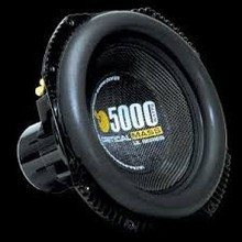 Free shipping for Critical Mass UL-12 5000 Watts Peak 12 Inches Subwoofer