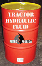 TRACTOR HYDRAULIC FLUID_*55 Gallon Drum