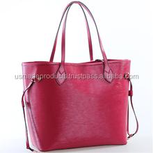 Genuine Cow Leather... Elegant Women Shoulder Bag