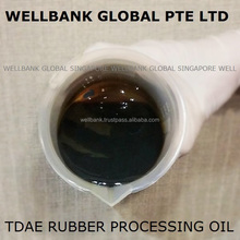 Rubber Processing Oil, Treated Distillate Aromatic Extract