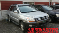 2005 Year Kia KIA SPORTAGE SUV USED CAR FOR SALE