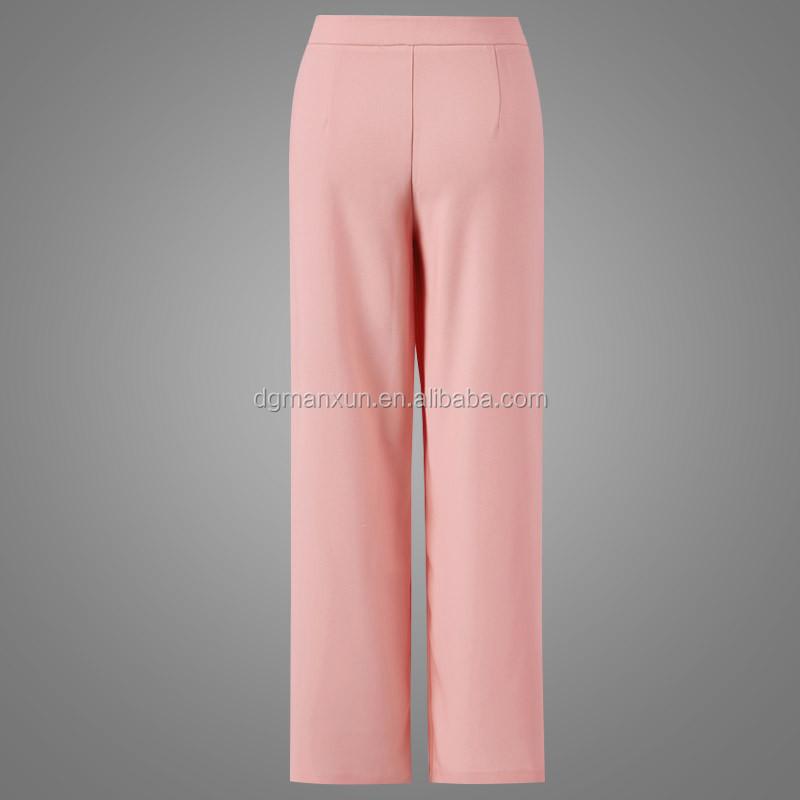 High Quality Wholesale Women's Pants Fashionable Ladies' Pants (6).jpg