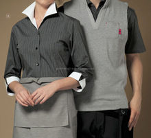 Elegant hotel lady wear uniform available in various colors and sizes