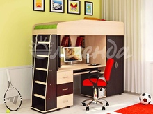 Loft Bed The Legend 1