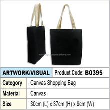 shopping bag / canvas shopping bag