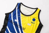 Healong digitally sublimated make custom dye-sublimation printing All Over Sublimation Soccer Uniform fluorescent