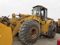 Used Caterpillar 966F wheel loader Good price hot machine