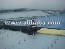 breathable metal roofing membrane