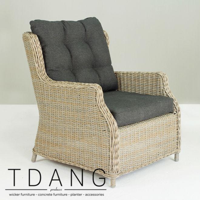 Driago Wicker Lounge Chair Luxury Outdoor Wicker Furniture Buy Wicker Lou