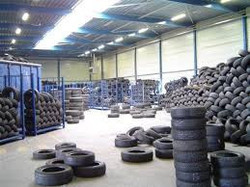 grade AA used car tyres