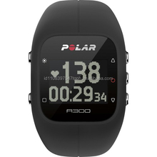 POLAR - A300 ACTIVITY TRACKER WITH HEART RATE MONITOR - BLACK