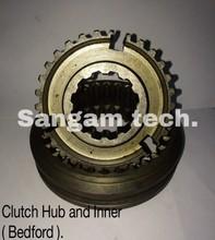 clutch hub & inner bedford