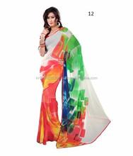 Printed Saree for causal wear | Sarees For Girls